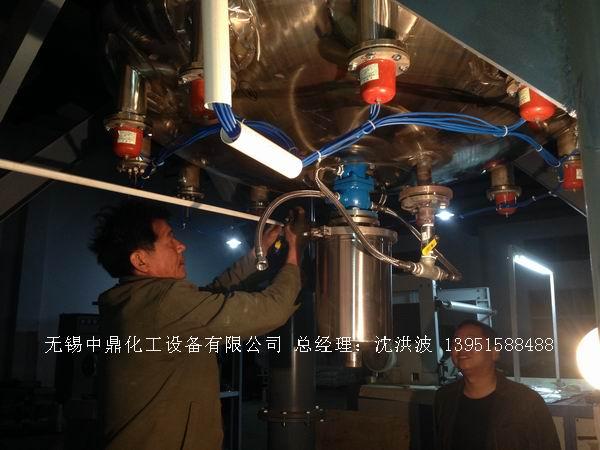 电加热反应釜如何快速加热高温?