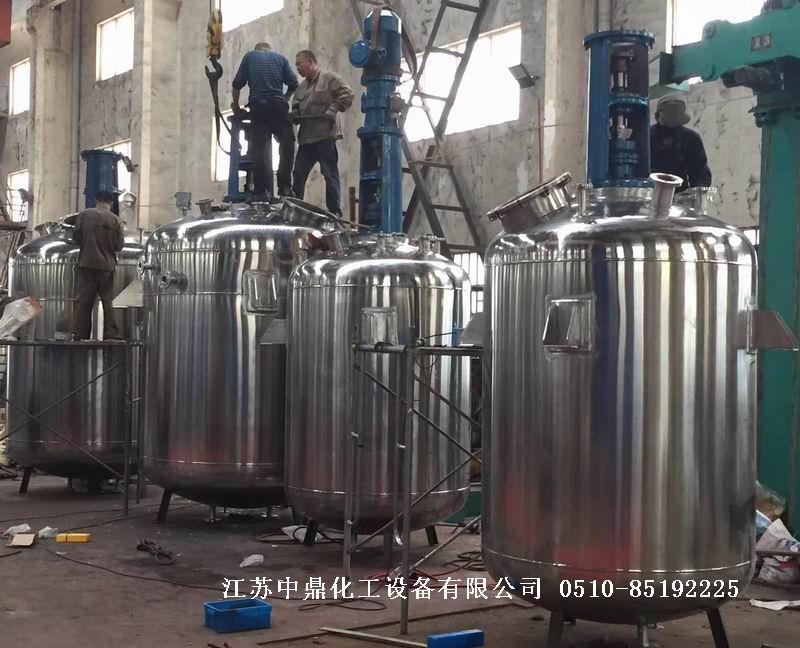 宁波百仕高联合工业有限公司 6台洁净釜