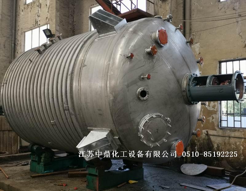 内蒙古海润新材料公司 30方酚醛树脂釜