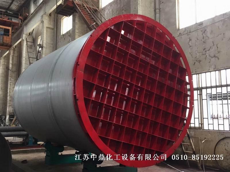 山东硅科新材料有限公司 50方立式储罐
