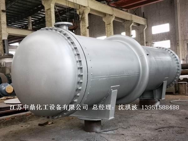 塔釜再沸器  列管式热交换器