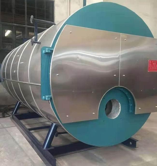 WNS全自动燃气锅炉