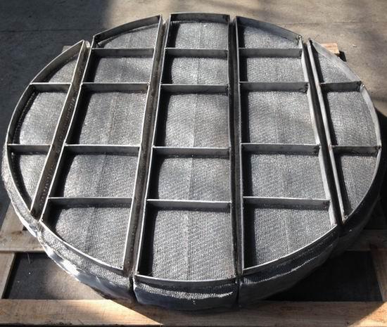 除沫器 丝网除沫器 丝网除雾器 不锈钢丝网除沫器