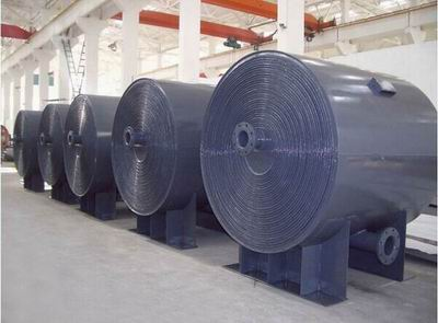螺旋板式换热器 螺旋板换热器  卷板式冷凝器