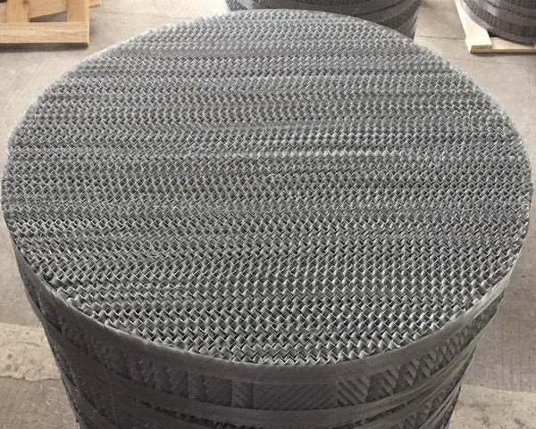 CY700型丝网波纹填料 700型丝网波纹填料 cy700型填料