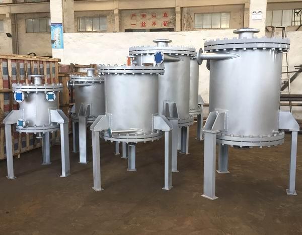 可拆卸式螺旋板换热器 三型可拆螺旋板式换热器
